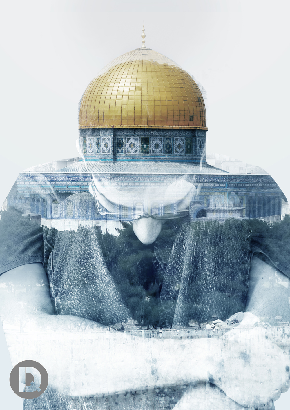 double-exposure-jerusalem